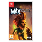 Max The Curse of Brotherhood Nintendo Switch Game