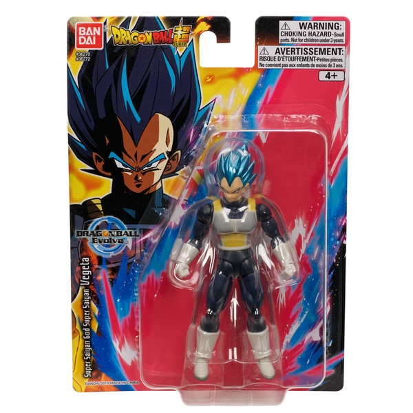 Blue Vegeta (Dragon Ball Evolve) Action Figure