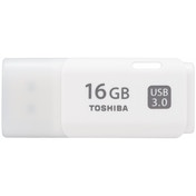 Toshiba 16GB TransMemory USB 3.0 Flash Drive White