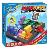 Thinkfun Rush Hour - Traffic Jam Logic Board Game