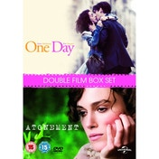 One Day / Atonement Double Pack DVD