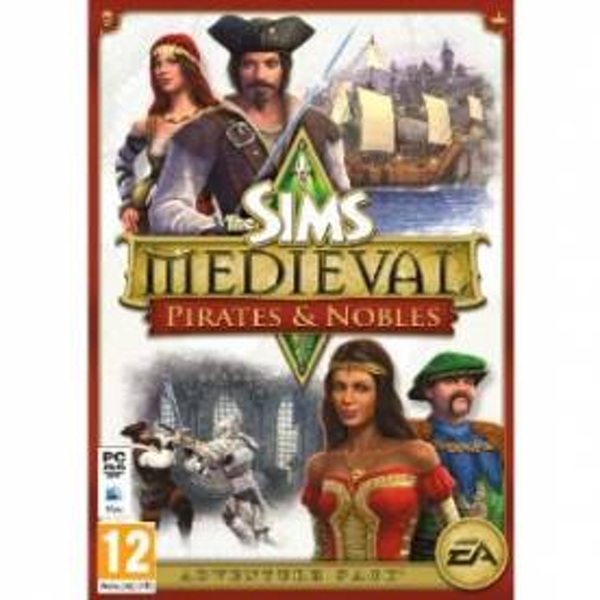 The Sims Medieval Pirates and Nobles Game PC