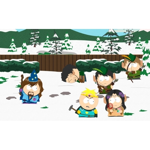 South Park The Stick of Truth Game PS3 (#) - Image 5