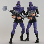 Foot Solider Army Builder (TMNT Season 2) Pack of 2 Neca Action Figure