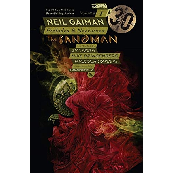The Sandman Volume 1 Preludes and Nocturnes Paperback / softback 2018