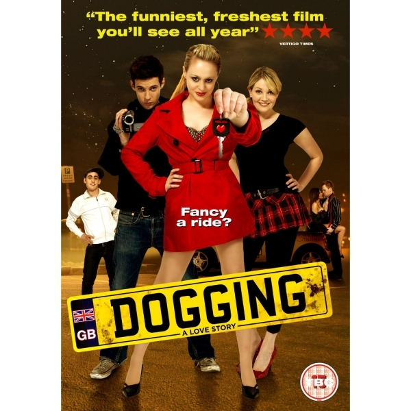 Dogging A Love Story DVD - 8games.co.uk