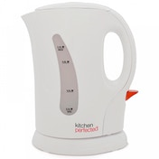 Lloytron E1104WH KitchenPerfected 1.1Kw 1 Ltr Cordless Kettle White UK Plug