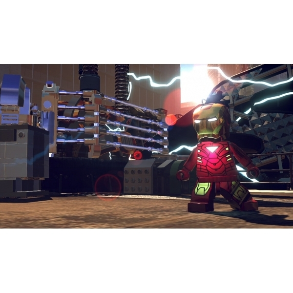 Lego Marvel Super Heroes Game PS3 (Essentials) - Image 6