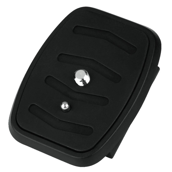 Image of Hama Quick Release Plate for Tripods Star 61/62/63 with Videopin 00004154
