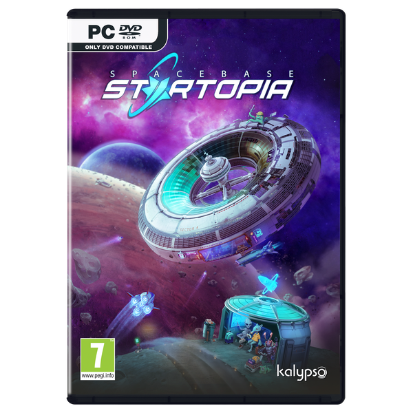 Spacebase Startopia PC Game