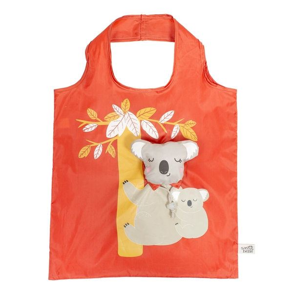 Sass & Belle Koala Foldable Shopping Bag