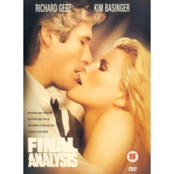 Final Analysis DVD