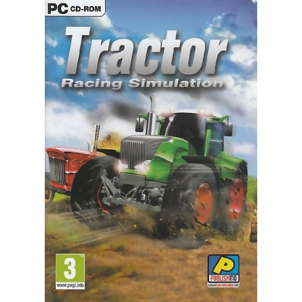 Tractor Racing Simulator PC Game