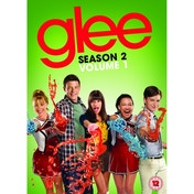 Glee Season 2 Volume 1 DVD