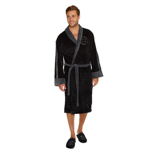 Darth Vader Embossed (Star Wars) Black Hoodless Robe