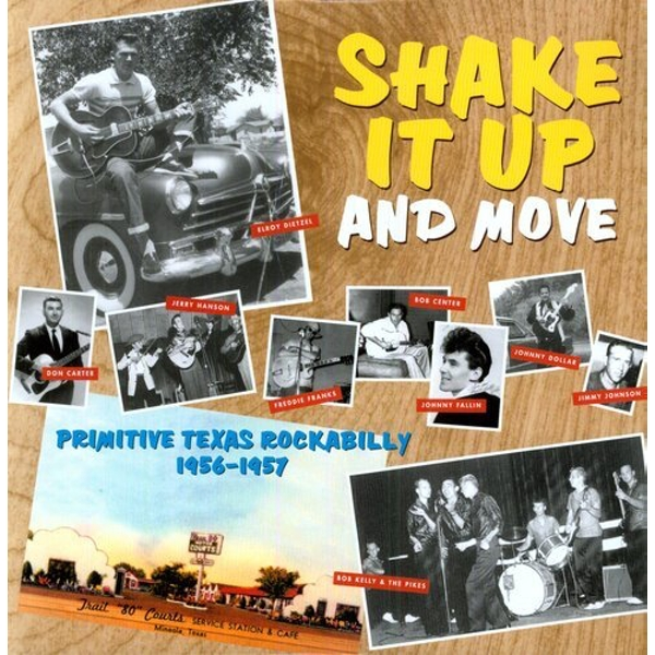 Various Artists - Shake It Up And Move Vinyl