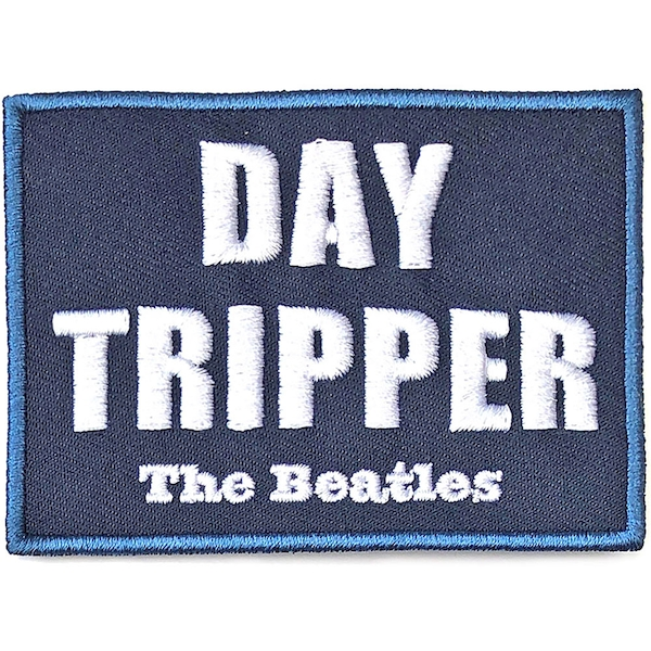 The Beatles - Day Tripper  Standard Patch