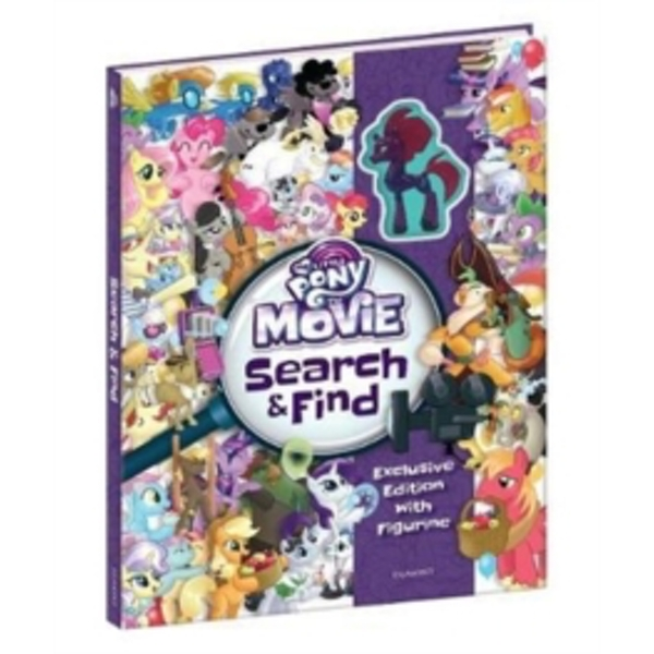 My Little Pony Movie: Search and Find with Toy