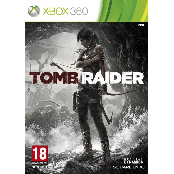 Tomb Raider Game Xbox 360 - Image 1