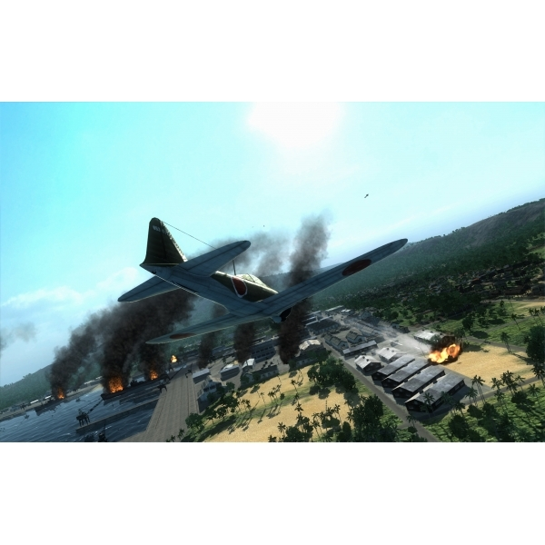 Air Conflicts Pacific Carriers Game PC - Image 5