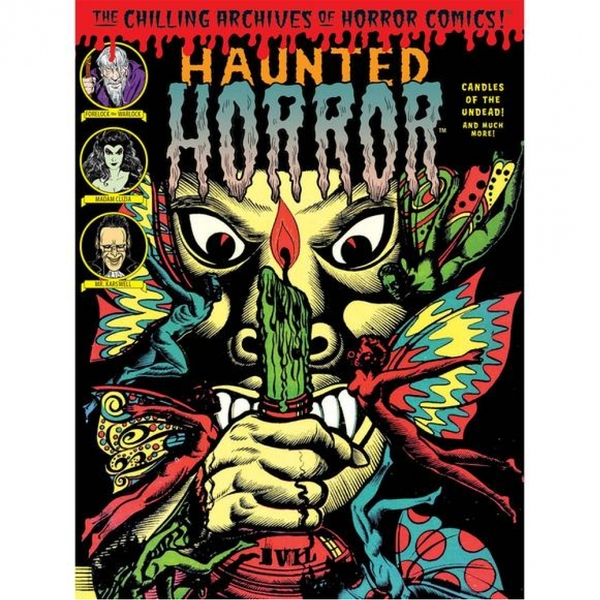 Haunted Horror Volume 4: Candles For Undead & More (Hardcover)