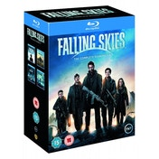 Falling Skies - Seasons 1-4 Blu-ray