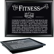 Ultimate Gift for Man Lap Trays Fitness Fanatic