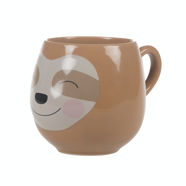 Sass & Belle Happy Sloth Mug