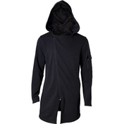 Assassin's Creed Origin - Eye of Horus Men's XX-Large Full Length Zipper Fishtail Hoodie - Black