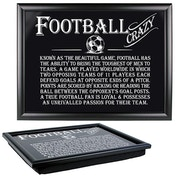 Ultimate Gift for Man Lap Trays Football