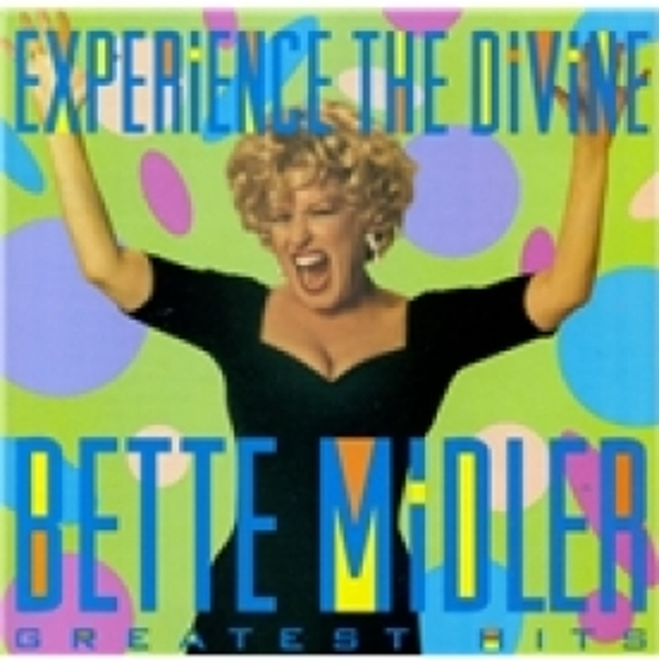 Bette Midler Experience The Divine Greatest Hits CD