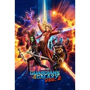Guardians Of The Galaxy Vol. 2 - One Sheet Maxi Poster