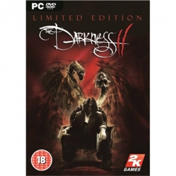 The Darkness II 2  Limited Edition Game PC