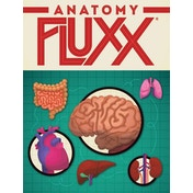 Anatomy Fluxx Card Game