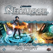 Android Netrunner Honor & Profit