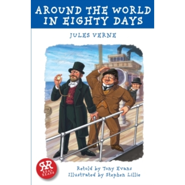 Around the World in Eighty Days by Jules Verne (Paperback, 2013)