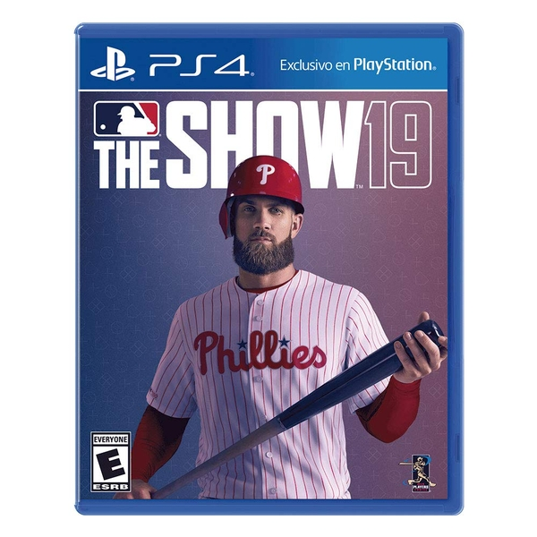 MLB The Show 19 PS4 Game