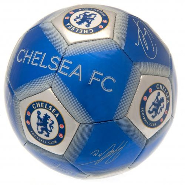 Chelsea FC Football Signature