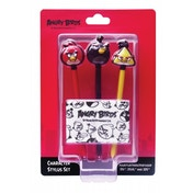 Angry Birds Large Stylus 3DS Plus Cleaning Cloth