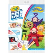 Crayola Teletubbies Colour Wonder