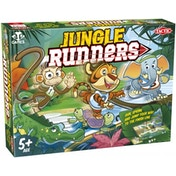 Jungle Runners Board Game
