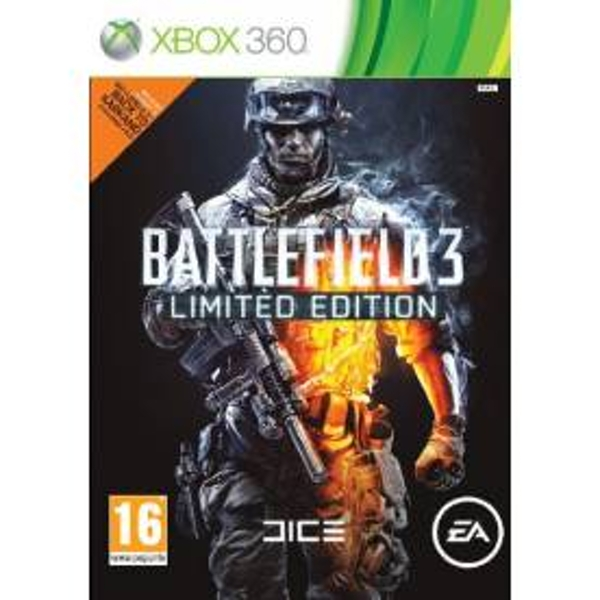 Battlefield 3 Limited Edition Game Xbox 360 - Image 1