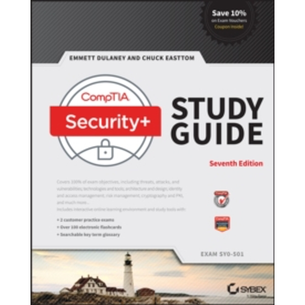 CompTIA Security+ Study Guide : Exam SY0-501