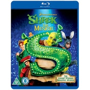 Shrek: The Musical Blu-ray