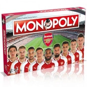 Arsenal F.C. 17/18 Football Club Monopoly