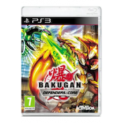Bakugan Battle Brawlers 2 Defender Of The Core Game PS3