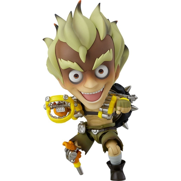 Overwatch Nendoroid Action Figure Junkrat Classic Skin Edition 10 cm