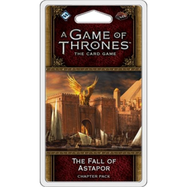 A Game of Thrones The Card Game Second Edition The Fall of Astapor