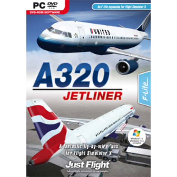 A320 Jetliner Game PC