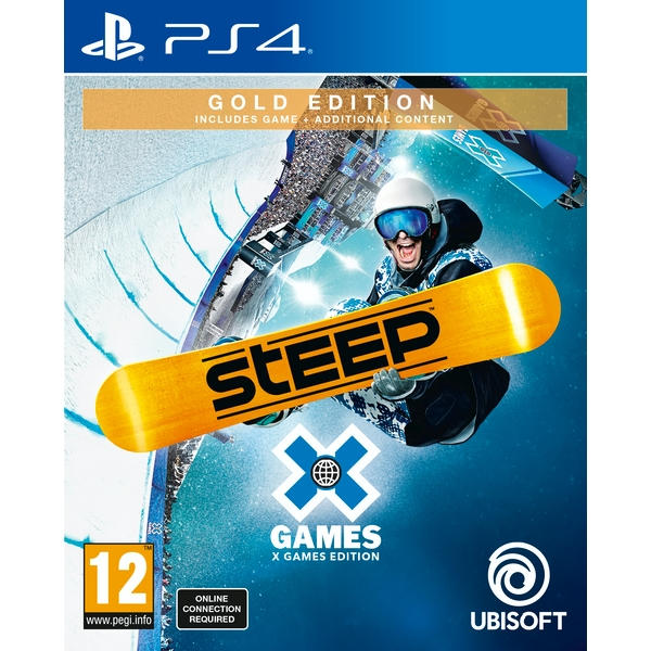 Steep X Games Gold Edition PS4 Game